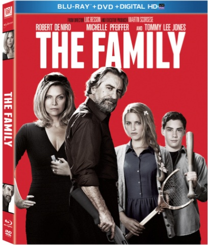 bluray dreaming the family reunites michelle pfeiffer