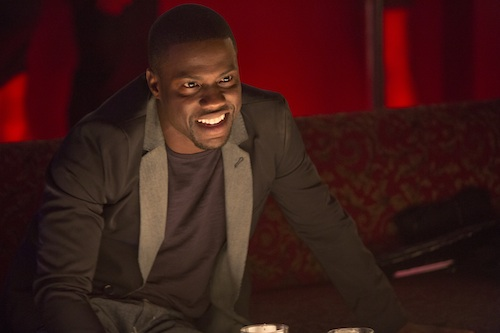 Bernie (Kevin Hart)in Screen Gems' ABOUT LAST NIGHT.
