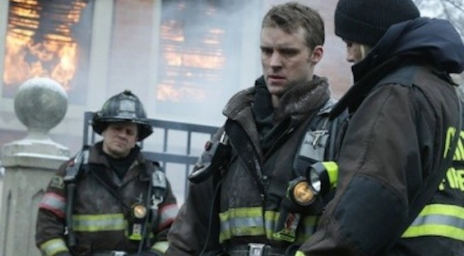 "'Chicago Fire' Star Jesse Spencer Is ""Thankful"" For Acting Career"