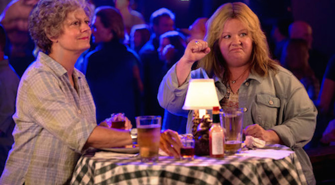 """""""Tammy"""" Is A """"Love Letter To Illinois"""" For Melissa McCarthy & Ben Falcone"""