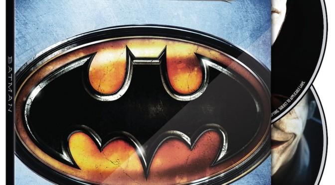 Batman 25th Anniversary Edition Blu-Ray Set For November Debut