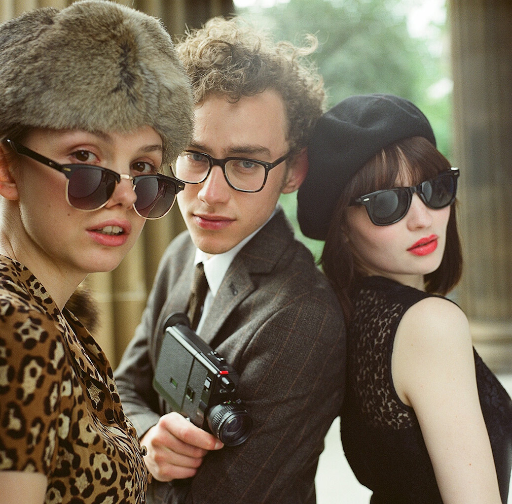 Hannah Murray, Olly Alexander, & Emily Browning in 'God Help The Girl' (Amplify Releasing)