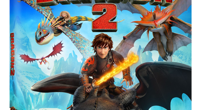 'How To Train Your Dragon 2' Hits Blu-Ray & DVD in November