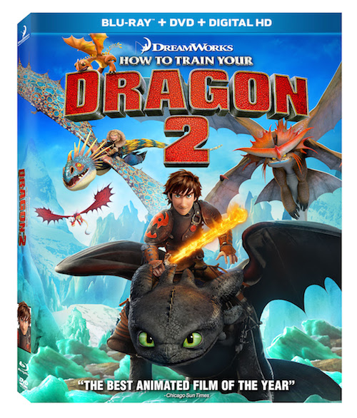 How to Train Your Dragon 2 (Twentieth Century Fox Home Entertainment)