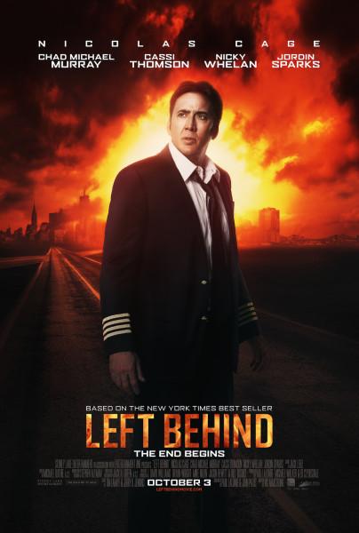 LEFT BEHIND (Stoney Lake Entertainment)