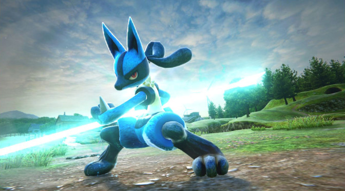 Pokémon Fighting Game Pokkén Tournament Is Announced