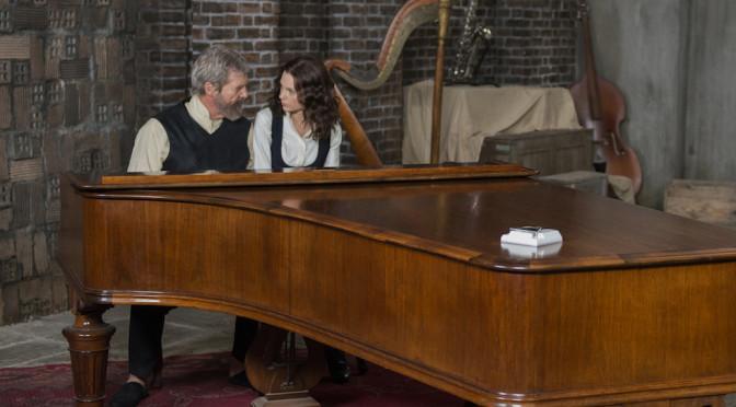 Jeff Bridges Praises 'The Giver' Co-Star Taylor Swift