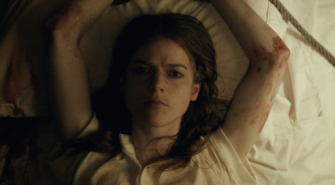 "Rose Leslie Finds New ""Game"" With ""Honeymoon"" Thriller"