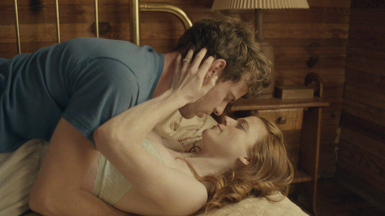 Harry Treadaway & Rose Leslie in Honeymoon (Magnet Releasing)