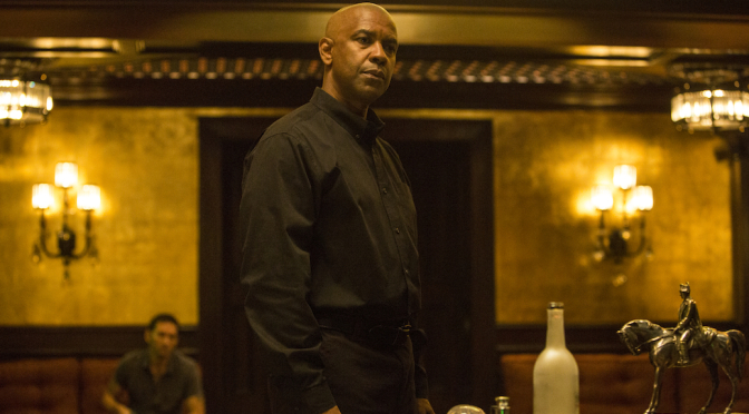 Denzel Washington - The Equalizer (Sony Pictures Entertainment, Scott Garfield)