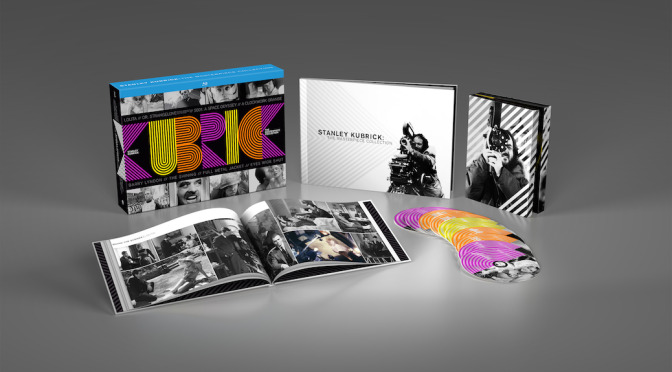 Stanley Kubrick: The Masterpiece Collection (Warner Bros. Home Entertainment)