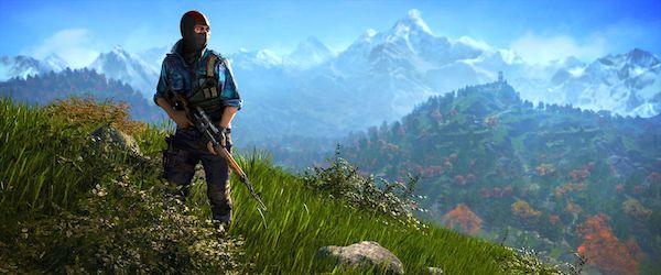 Kyrat Sniper - Far Cry 4 (Ubisoft)