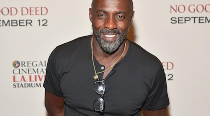 'No Good Deed' Star Idris Elba Sets Sights On Directing