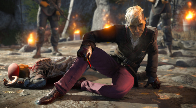 Far Cry 4 - Pagan (Ubisoft)