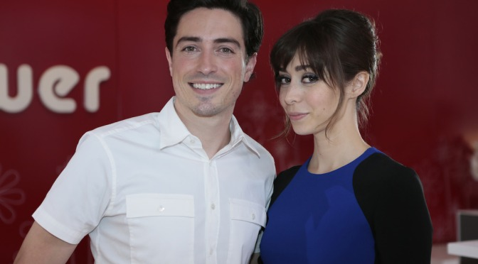 Cristin Milioti and Ben Feldman Talk 'A to Z' Chemistry