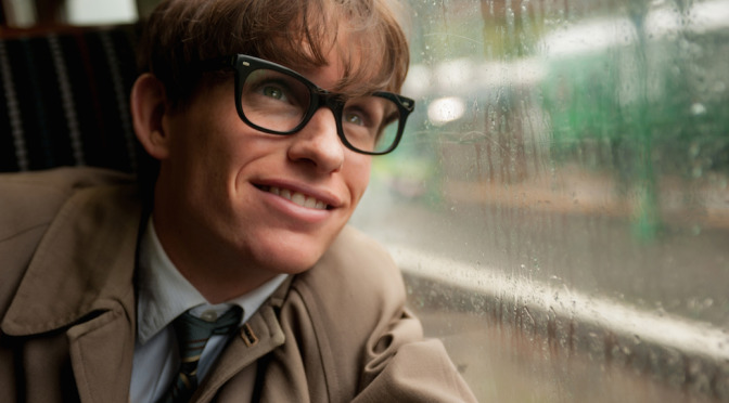Eddie Redmayne Inspired By Stephen Hawking in 'The Theory of Everything'
