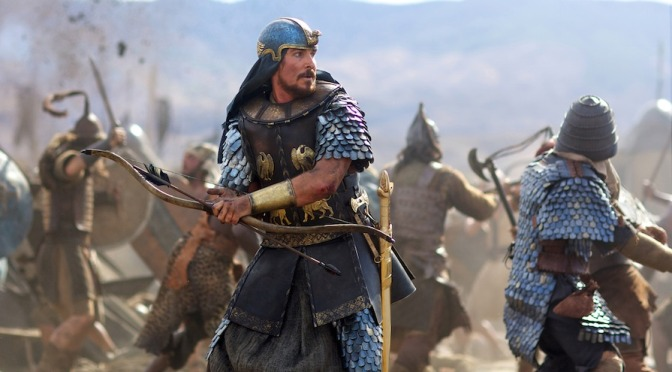 "New ""Exodus: Gods and Kings"" Trailer Released"