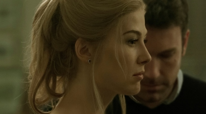 'Gone Girl' Tops Box Office With $38 Million Weekend