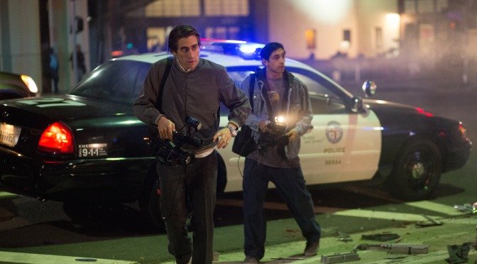 Jake Gyllenhaal Delivers Runaway Performance In 'Nightcrawler'