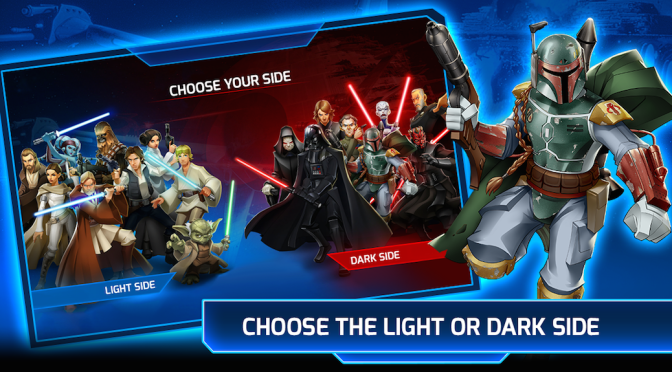 'Star Wars: Galactic Defense' Debuts On iOS & Android Devices