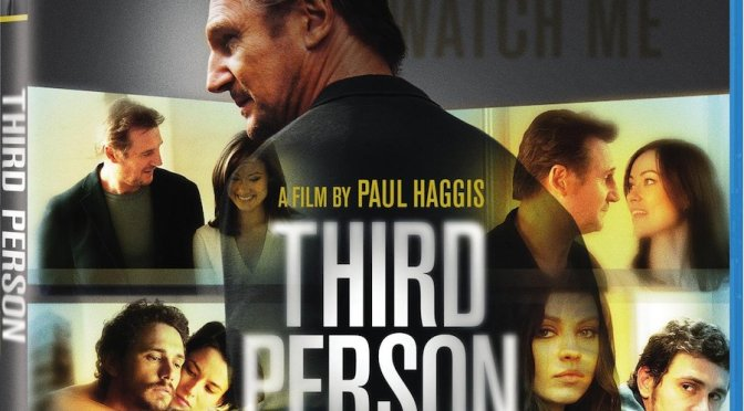 Blu-ray Spotlight: 'Third Person' Explores Love's Beguiling Mysteries
