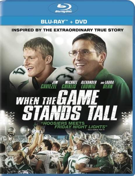 WhenTheGameCover1 463x600 When The Game Stands Tall Hits Blu ray & DVD in December