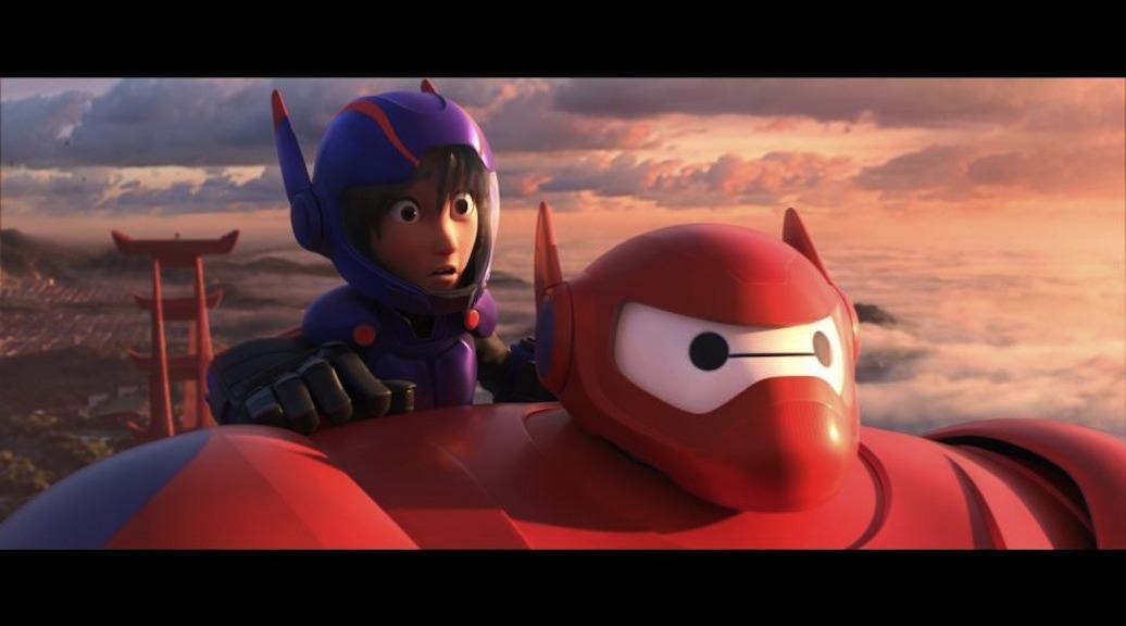 Big Hero 6 - Walt Disney