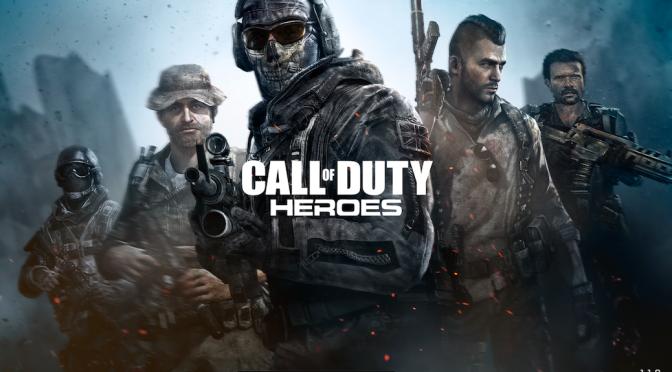 iOS News: 'Call of Duty: Heroes' Releases Worthwhile Weekend Bonus
