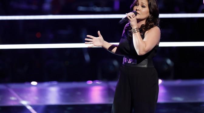 "'The Voice' Singer DaNica Shirey on Live Playoffs, R&B Love, & ""Three Little Birds"""