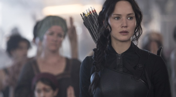 'The Hunger Games: Mockingjay – Part 1' Tops Box Office With $123 Million