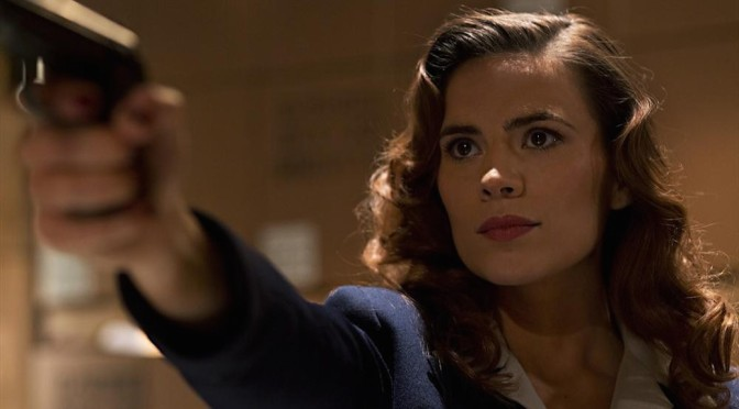 Hayley Atwell Continues 'Agent Carter' Adventures With January Premiere