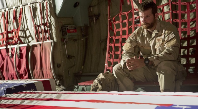 "'American Sniper' Actor Bradley Cooper: ""I Love Storytelling So Much"""