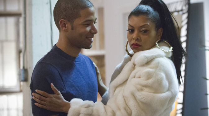 "Taraji P. Henson Takes The ""Leap"" With Fox Series 'Empire'"