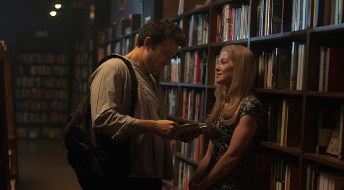 'Gone Girl' With Ben Affleck & Rosamund Pike Hits Blu-Ray In January