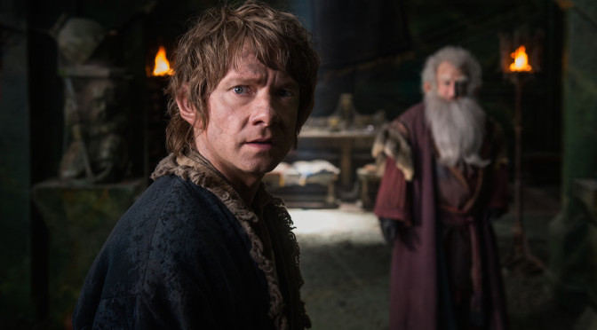 'The Hobbit' Takes Box Office Weekend With $56.2 Million Haul