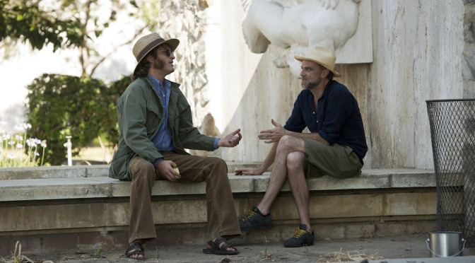 "Blu-Ray Review: ""Inherent Vice"" (Joaquin Phoenix, Katherine Waterston)"