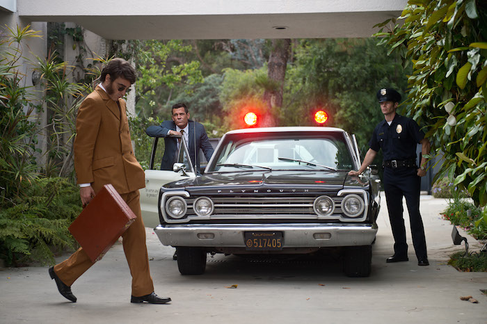 Inherent Vice - (Warner Bros. Pictures, CR: Wilson Webb)