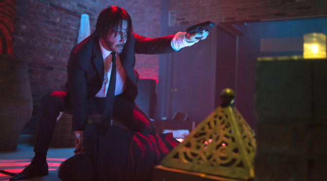 'John Wick' With Keanu Reeves Hits Blu-Ray & DVD In February