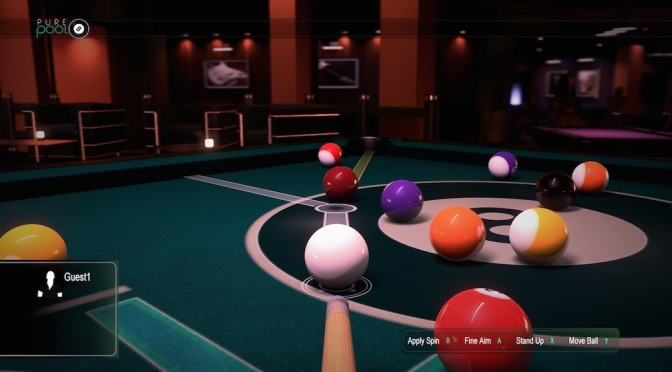 'Pure Pool' Review For Xbox One