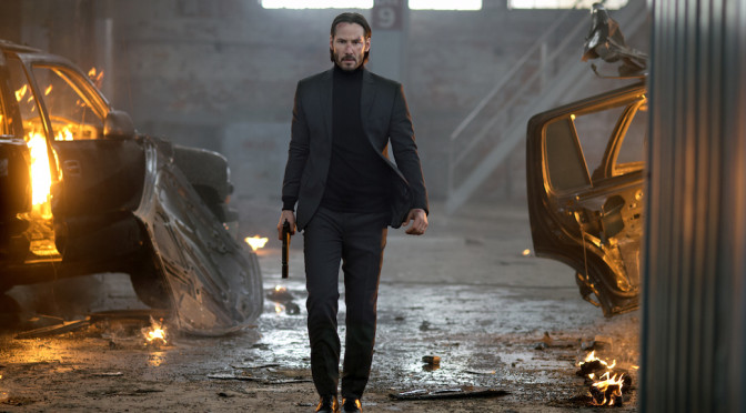 "Giveaway: Enter To Win ""John Wick"" On Blu-Ray"