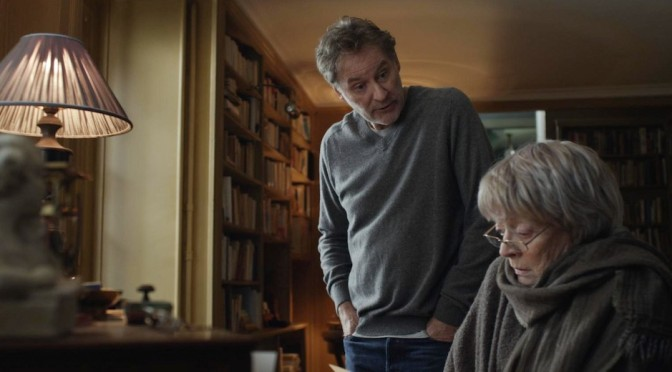 "Blu-Ray Review: ""My Old Lady"" With Kevin Kline & Maggie Smith"