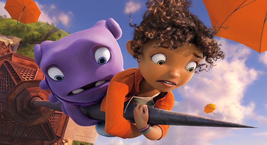 """Home"" - DreamWorks Animation"