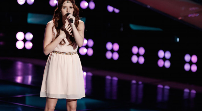 """Exclusive: Brooke Adee Talks """"The Voice"""" & Songwriting Passions"""
