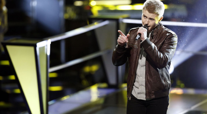 "Exclusive: Corey Kent White Readies For ""The Voice"" Knockouts"