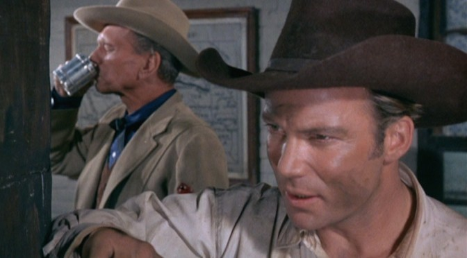 """DVD Review: William Shatner Cowboys Up in """"White Comanche"""""""