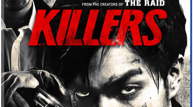 """Giveaway: Enter to Win """"KILLERS"""" Blu-Ray From Well Go USA Entertainment"""