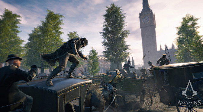 """""""Assassin's Creed Syndicate"""" Targets October Release"""