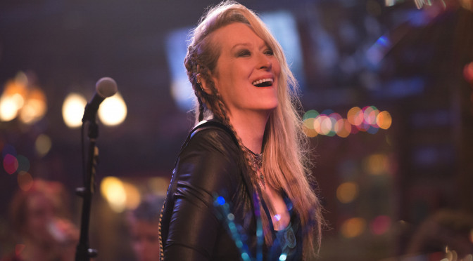"Trailer: Meryl Streep Rocks It Out With ""Ricki And The Flash"""