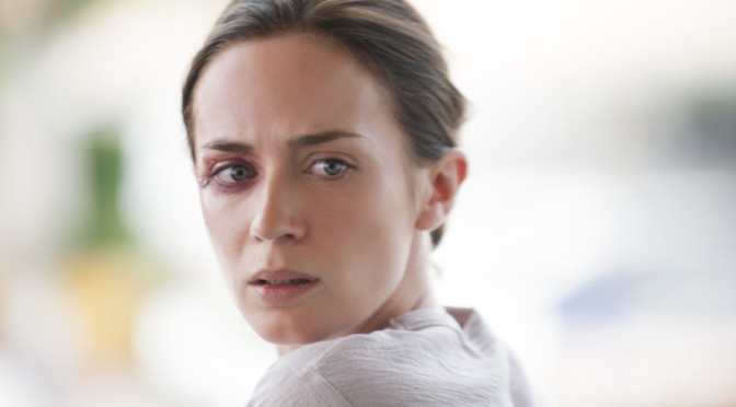 'Sicario' Poster & Images With Emily Blunt & Josh Brolin