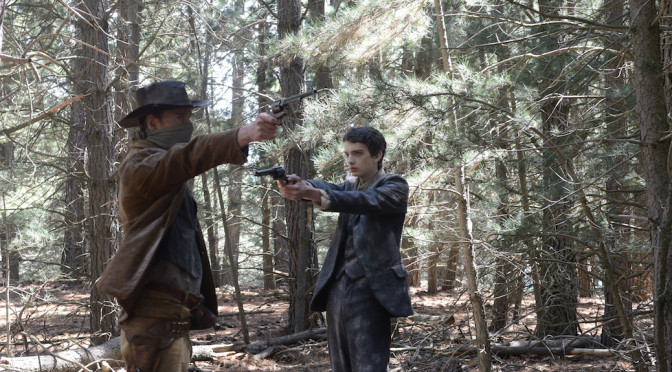 """Slow West"" Director John MacLean on Storyboarding Advantages"